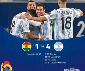 argentina, group a, and futebol image
