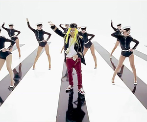 big bang, blonde, and fashion image
