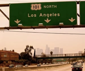 los angeles, tumblr, and city image