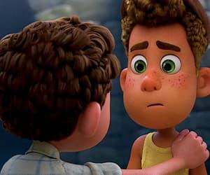 disney, gif, and pixar image