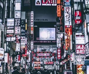 city, matrix, and tokyo image