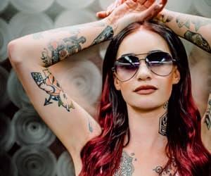 arm tattoo, tattoo girl, and best tattoos image
