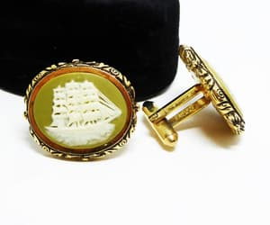 etsy, pirate ship, and nautical image