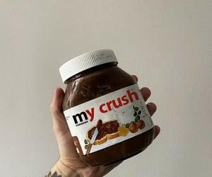 chocolate, crush, and my heart image