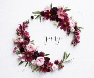 july and month image