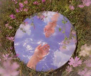 calmness, magical, and garden image