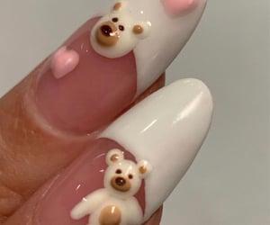 nails, kawaii, and cute image