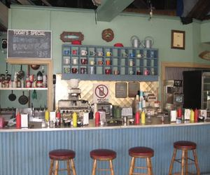 gilmore girls and lukes diner image