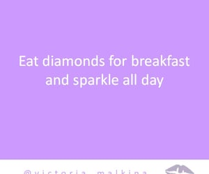 advice, quotes, and breakfast image