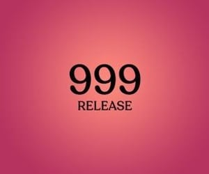 release, spiritual, and 999 image