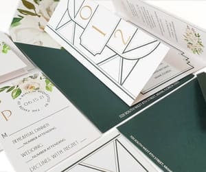 sheen invitations, custom wedding cards, and lustrous night image