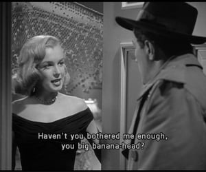 quotes, Marilyn Monroe, and film image