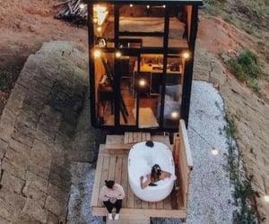 arquitectura, naturaleza, and tiny house image