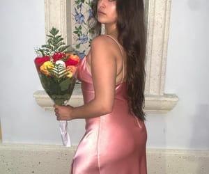 celebrity, flowers, and lauren jauregui image