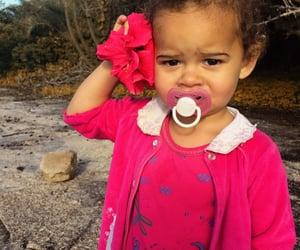 girl, photography, and babycute image