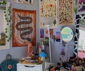 aesthetic, bedroom, and girls image