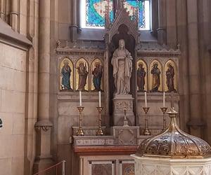 altar, austria, and Catholic image
