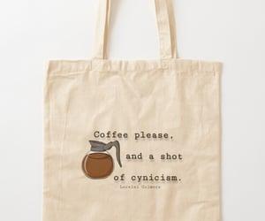 coffee addict, rory gilmore, and lorelai gilmore image