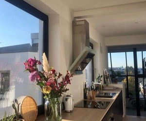 aesthetic, kitchen, and room image