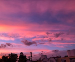 cielo, colourful, and lilac image