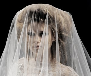 Couture, veil, and bridal image