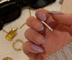 accesories, chic, and nails image