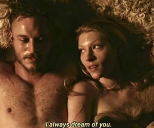 Dream, quote words text, and ragnar lothbrok image