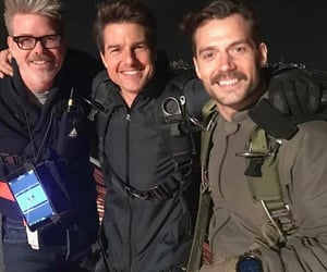 Henry Cavill, mission impossible, and Tom Cruise image