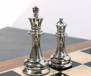 premium chess sets, buy chess pieces sets, and luxury chess sets image