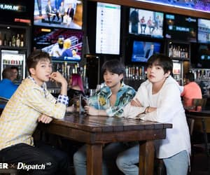 jin, rm, and j-hope image