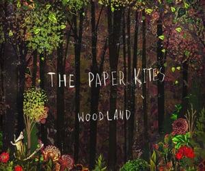 band, folk, and woodland image