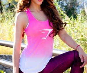 fitness girl dp image