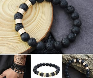 bracelet, Fathers Day, and gifts image