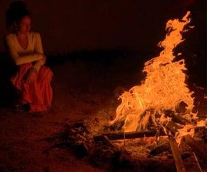 bonfire, brasil, and fire image