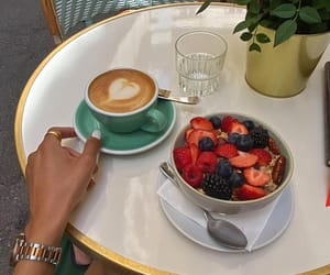 coffee and cafe creme image