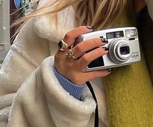 aesthetic, camera, and photography image