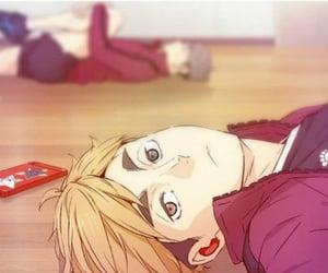 anime, handsome, and haikyu image