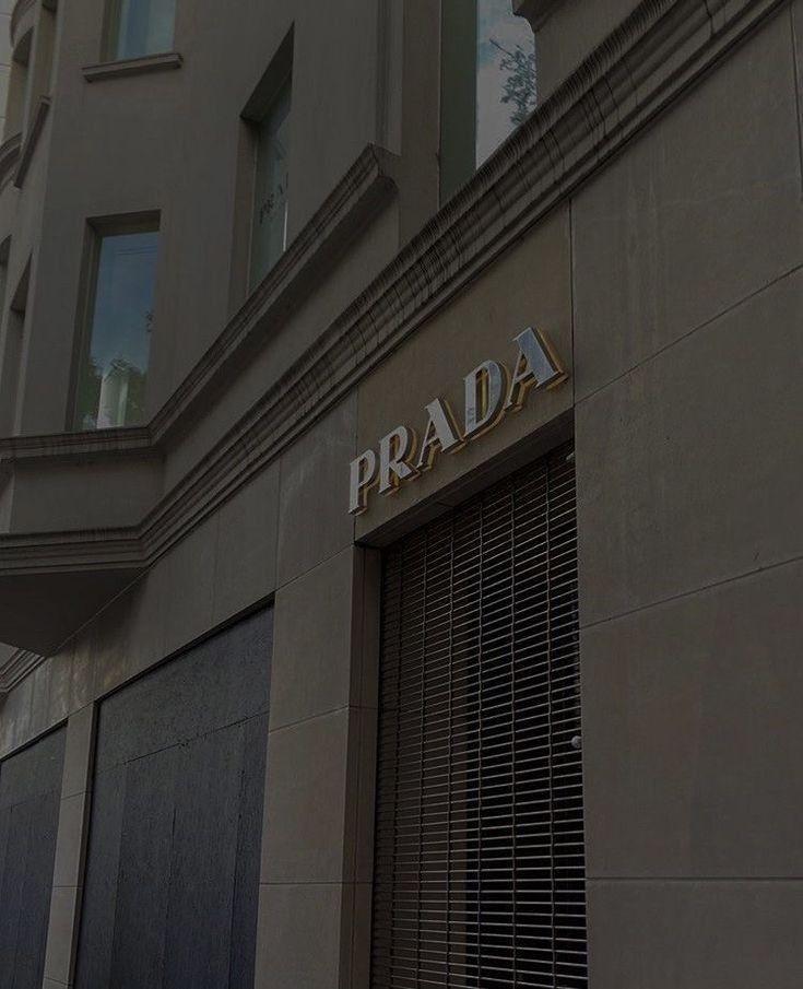 brand, Prada, and fashion image