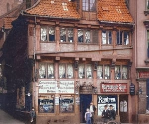 germany, vintage, and house image