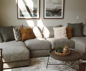 decor, home, and sun light image