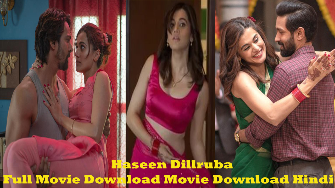 article, haseen dillruba, and hollywood movie image