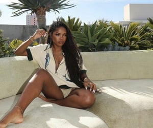 aesthetic, black women, and photoshoot image
