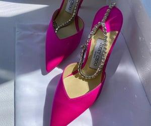 fashion, heels, and Jimmy Choo image