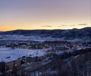 colorado, Skiing, and mountain image