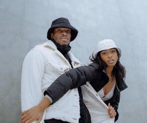 couple, partner, and melanin image