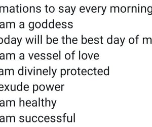 affirmation, beautiful, and business image