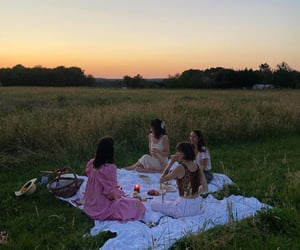 france, picnic, and summer image