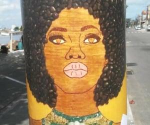 arte, girl, and woman image