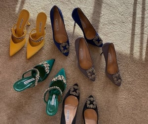 luxury, shoes, and stiletto image