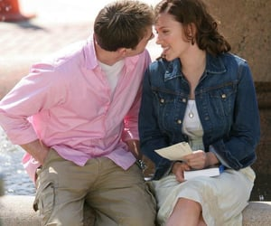 chris evans, Scarlett Johansson, and The Nanny Diaries image